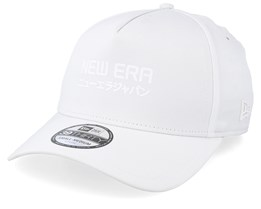 Tech Seam 39Thirty White/White Flexfit - New Era