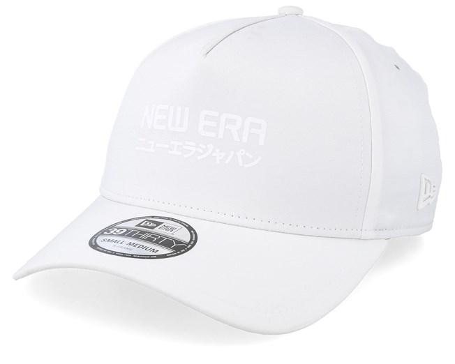 premium selection bbbb4 5fe4a Tech Seam 39Thirty White White Flexfit - New Era