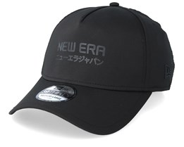 Tech Seam 39Thirty Black/Black Flexfit - New Era