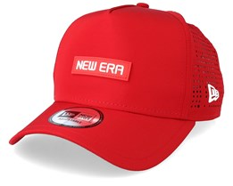 Tech Performance Scarlet Trucker - New Era