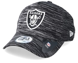 Oakland Raiders Engineered Fit Aframe Black Adjustable - New Era