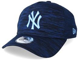New York Yankees Engineered Fit Aframe Navy Adjustable - New Era