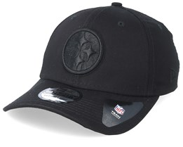 Pittsburgh Steelers Team Tonal 39Thirty Black Flexfit - New Era