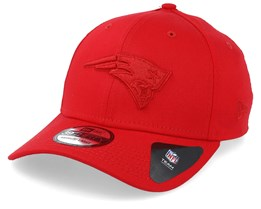 New England Patriots Team Tonal 39Thirty Red Flexfit - New Era