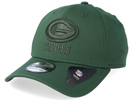 Green Bay Packers Team Tonal 39Thirty Green Flexfit - New Era