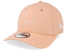 NYC Seasonal 9Forty Peach Adjustable - New Era
