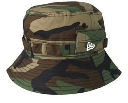 Explorer Camo Bucket - New Era
