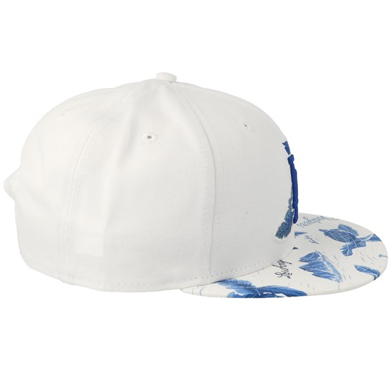 848aa625 Los Angeles Dodgers Desert Island 9Fifty White/Royal Snapback - New Era caps  - Hatstoreaustralia.com