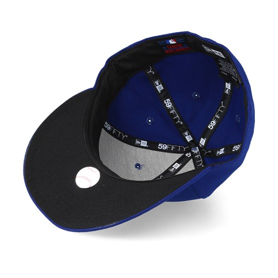 afddfb21646315 Los Angeles Dodgers Low Profile 59Fifty Authentic On-Field Royal/White  Fitted - New Era caps - Hatstoreworld.com