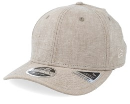 Chambray Stretch Snap 9Fifty Natural Adjustable - New Era