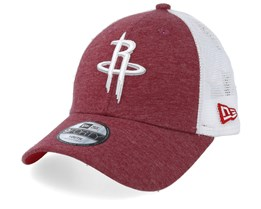 Kids Houston Rockets Summer League 9Forty Red/White Trucker - New Era