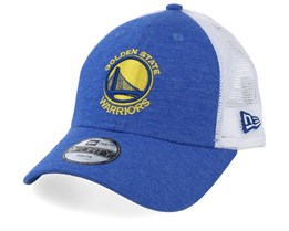 Kids Golden State Warriors Summer League 9Forty Royal/White Trucker - New Era