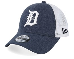 Kids Detroit Tigers Summer League 9Forty Navy/White Trucker - New Era