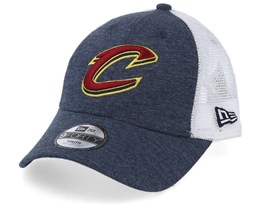 Kids Cleveland Cavaliers Summer League 9Forty Navy/White Trucker - New Era