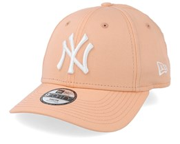 Kids New York Yankees League Essential 9Forty Peach/White Adjustable - New Era
