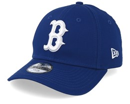 Kids Boston Red Sox League Essential 9Forty Royal/White Adjustable - New Era