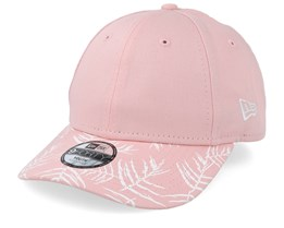 Kids Palm Print 9Forty Pink Adjustable - New Era