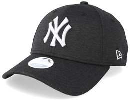 best website cfb96 4cb28 New York Yankees Womens Shadow Tech 9Forty Black Adjustable - New Era