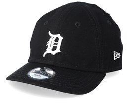 new concept fb990 f3114 Kids Detroit Tigers League Essential 9Forty Infant Black White Adjustable -  New Era