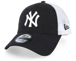 New York Yankees Summer League 9Forty Black/White Trucker - New Era