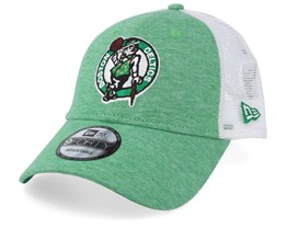 Boston Celtics Summer League 9Forty Green/White Trucker - New Era
