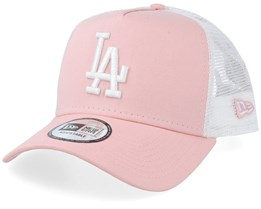 Los Angeles Dodgers  Essential Red/White Trucker - New Era