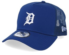 Detroit Tigers  Essential Black/Black Trucker - New Era