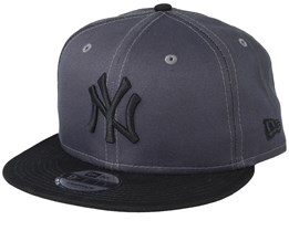 New York Yankees Essential 9Fifty Dark Grey/Black Snapback - New Era