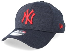 New York Yankees Shadow Tech 9Forty Black/Red Adjustable - New Era