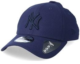 New York Yankees Diamond Era 9Forty Navy/Black Adjustable - New Era