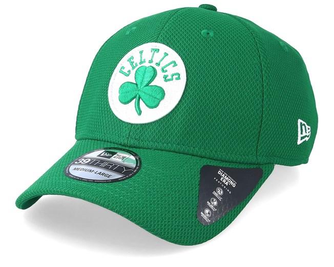 sports shoes 810c1 af69a Boston Celtics Diamond Era 39Thirty Green White Snapback - New Era caps -  Hatstoreworld.com
