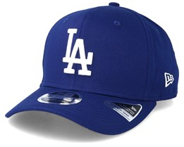 Los Angeles Dodgers Precurve 9fifty Stretch Snap Blue - Adjustable - New Era