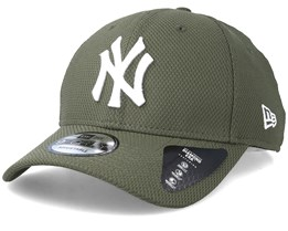 outlet store d0577 15d25 New York Yankees Diamond Era 9Forty Rifle Green White Adjustable - New Era