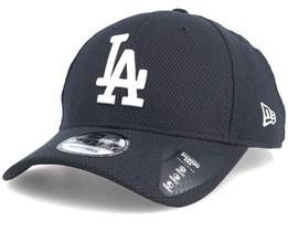 new concept 54614 51aa8 Los Angeles Dodgers Diamond Era 9Forty Navy White Adjustable - New Era