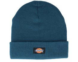 Gibsland Coral Blue Cuff - Dickies