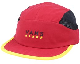 Victory Camper Chili Pepper 5-Panel - Vans