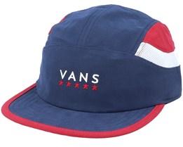 Victory Camper Dress Blues 5-Panel - Vans