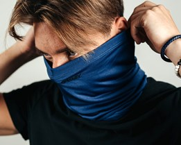 Neck Gaiter Universal Blue Face Mask - Oakley