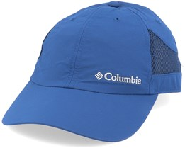 Tech Shade Hat Blue Adjustable - Columbia