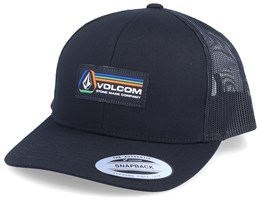Volhorizon Black Trucker - Volcom