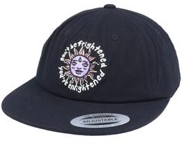 Ozzy Sun Black Strapback - Volcom