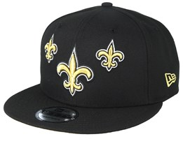 New Orleans Saints 9Fifty NFL Draft 2019 Black Snapback - New Era