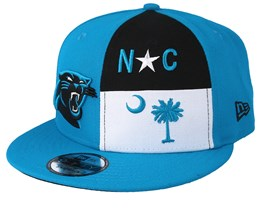 Carolina Panthers 9Fifty NFL Draft 2019 Teal Snapback - New Era