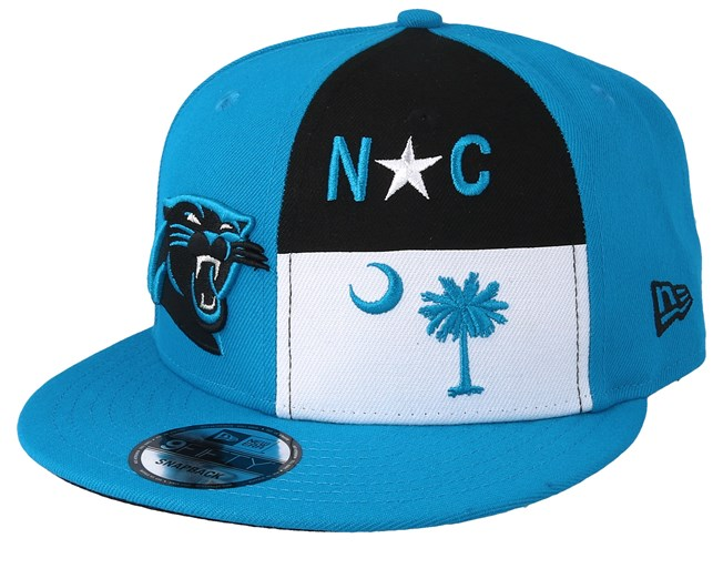 7b113661b Carolina Panthers 9Fifty NFL Draft 2019 Teal Snapback - New Era caps ...