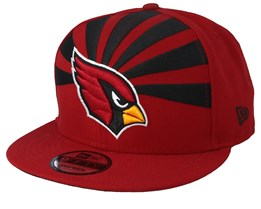 Arizona Cardinals 9Fifty NFL Draft 2019 Red Snapback - New Era