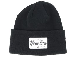 Wide Patch Black Cuff - New Era