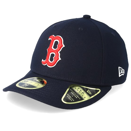 Boston Red Sox Low Profile 59fifty Navy Fitted New Era
