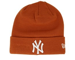 New York Yankees Essential Rust/White Cuff - New Era