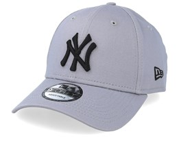 New York Yankees League Essential 9Forty Grey/Black Adjustable - New Era