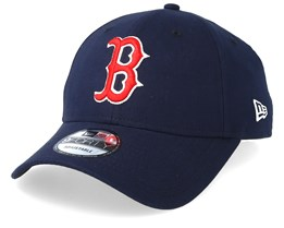 Boston Red Sox Chambray League 9Forty Navy Adjustable - New Era
